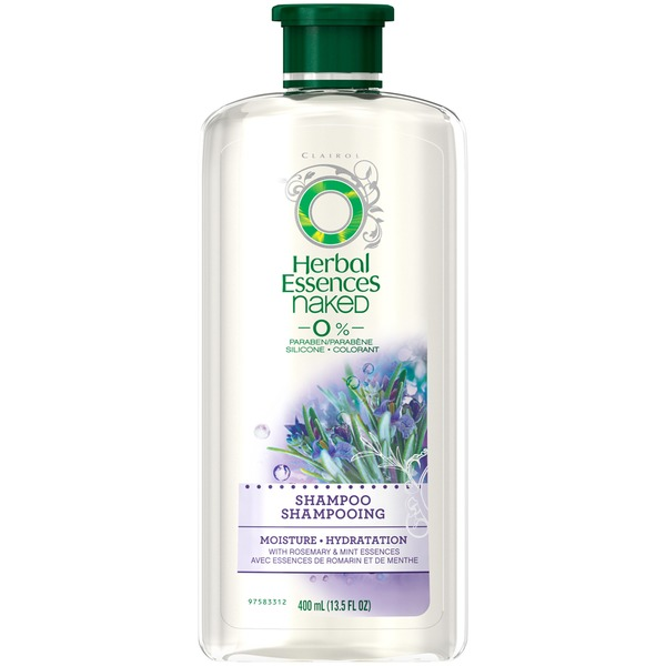 Herbal Essences Moisture Herbal Essences Naked Moisture Shampoo 13.5 fl oz  Female Hair Care