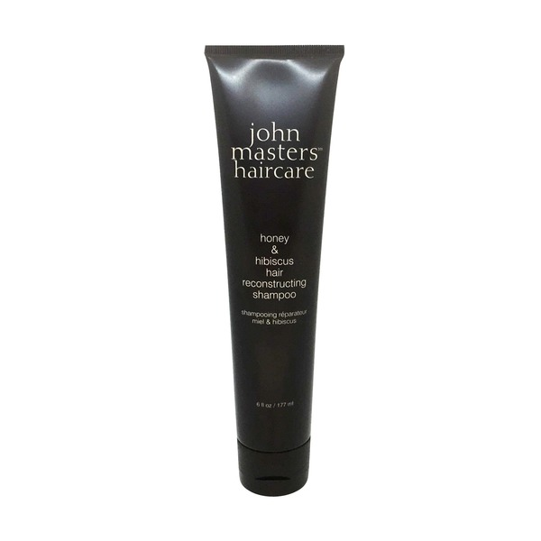John Masters Haircare Honey & Hibiscus Hair Reconstructing Shampoo
