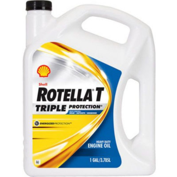 Shell Rotella T Rotella T 15 W 40 Heavy Duty Diesel Oil