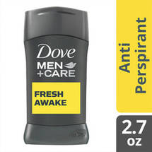 Dove Men+Care Fresh Awake Antiperspirant Deodorant