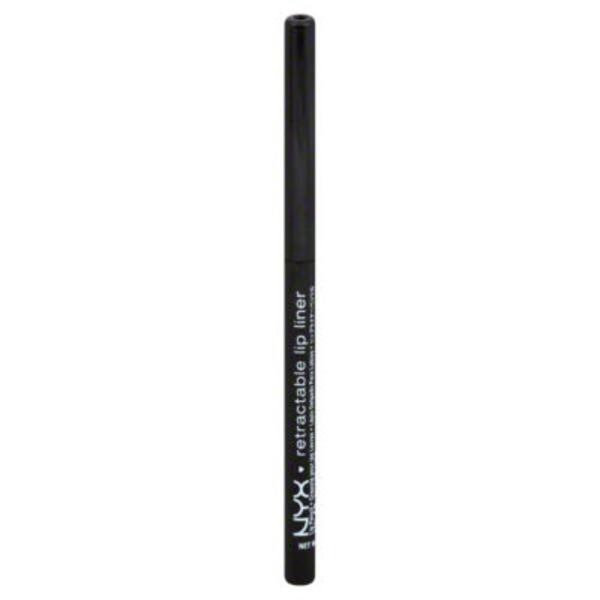 NYX Waterproof Retractable Lip Liner - Black Lips MPL19