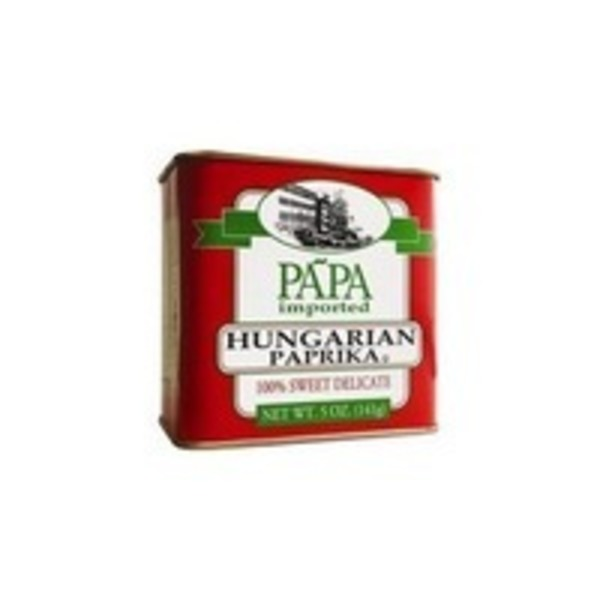 Papa's Imported Hungarian Paprika