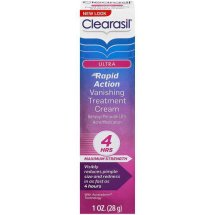 Clearasil Ultra Rapid Action Treatment Cream, 1 Oz