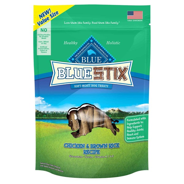 The Blue Buffalo Co. Blue Stix Chicken & Brown Rice Dog Treats