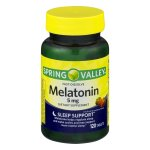 Spring Valley Melatonin Fast Dissolve Tablets, 5 mg, 120 Ct