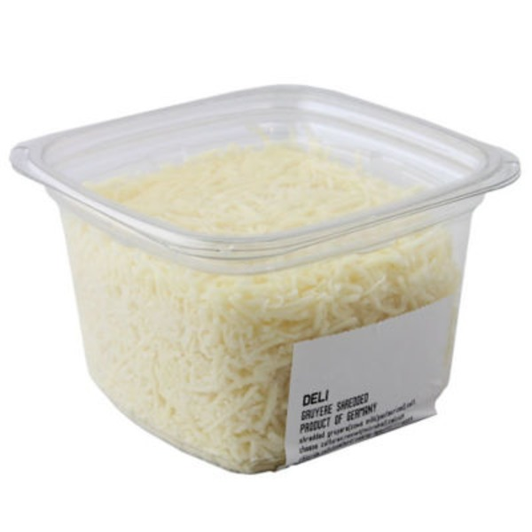 Shredded Gruyere