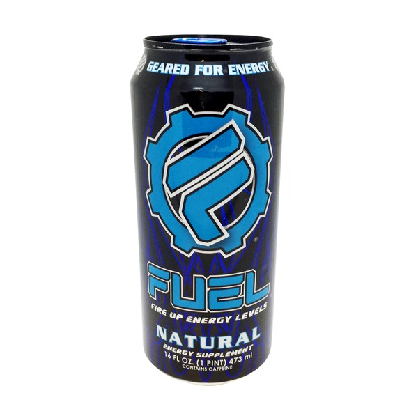 Fuel High Octane Energy Beverage