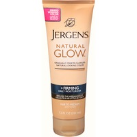 Jergens Natural Glow +Firming Fair to Medium Skin Tones Daily Moisturizer