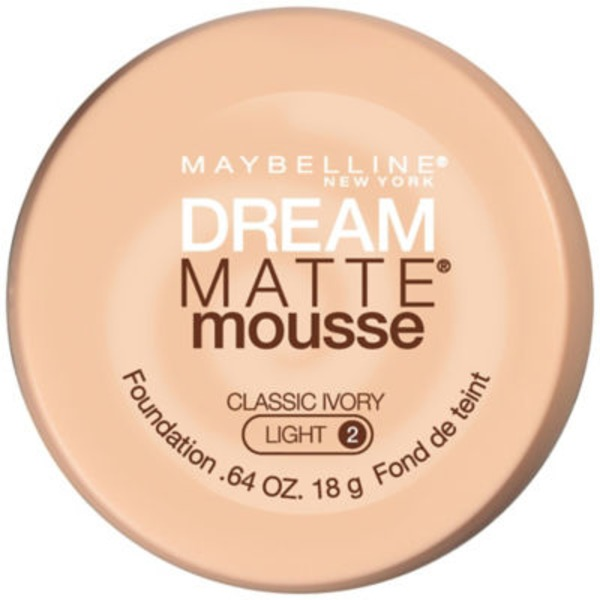 Dream Matte® Mousse Classic Ivory Foundation