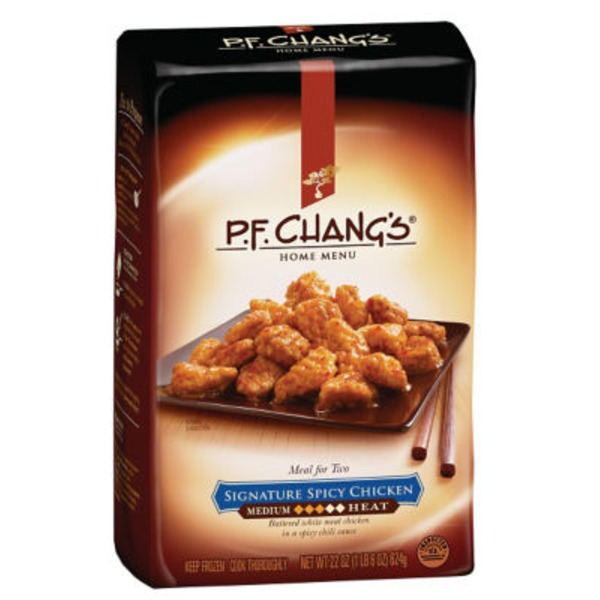 P.F. Chang's Home Menu Meal for Two Signature Spicy Chicken Medium Heat