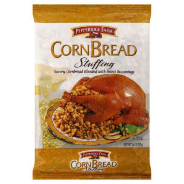 Pepperidge Farm Fresh Bakery Cornbread Classic Stuffing