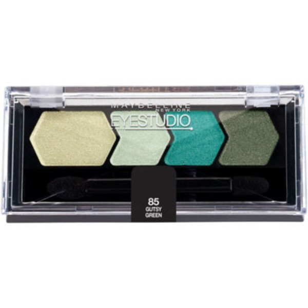 Eye Studio® Color Plush® Gutsy Green Silk Eyeshadow Quad
