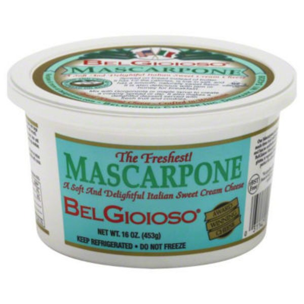 BelGioioso Cheese Mascarpone