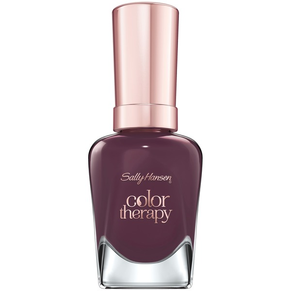 Sally Hansen Color Therapy Exotic Acai Nail Polish