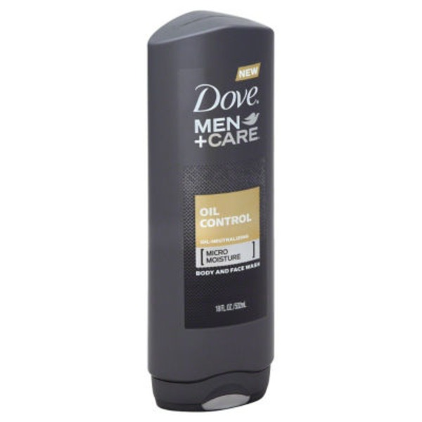 Dove Men+Care Oil Control Body Wash