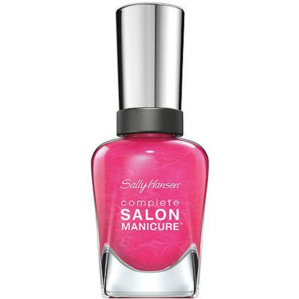Sally Hansen Complete Salon Manicure 420 Back to the Fuchsia