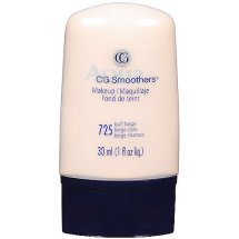 COVERGIRL Smoothers Hydrating Makeup Buff Beige 725, 1 oz