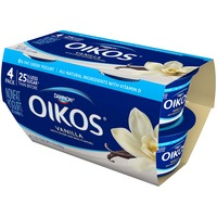 Oikos Greek Vanilla Nonfat Yogurt