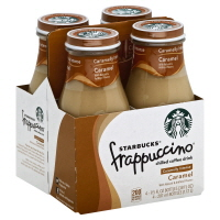 Starbucks frappuccino Coffee Drink Chilled Caramel - 4