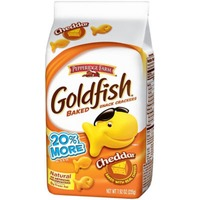 Pepperidge Farm Goldfish Cheddar Baked Snack Crackers