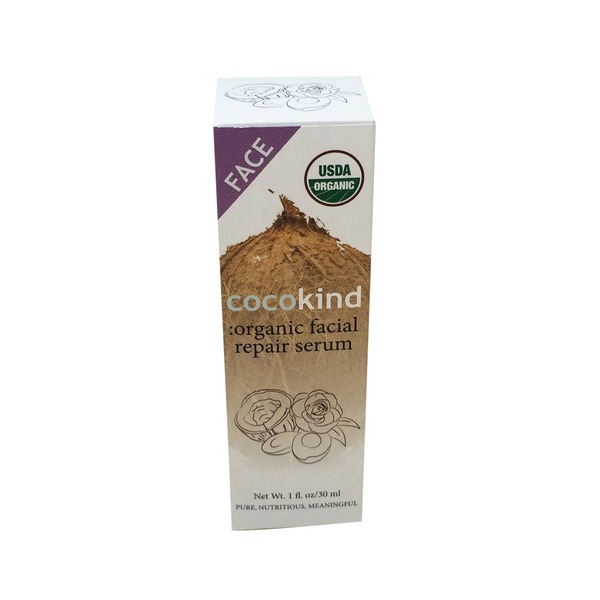 Cocokind Organic Facial Repair Serum