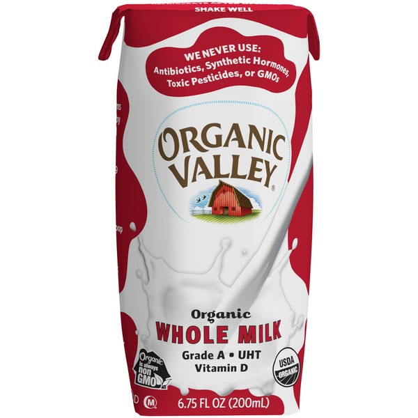 Organic Prairie Organic Whole Milk