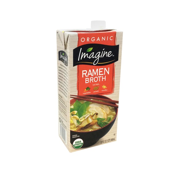 Imagine Foods Organic Broth Ramen