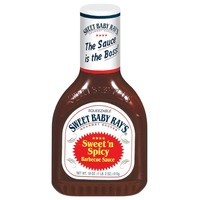 Sweet Baby Ray's Sweet 'n Spicy Barbecue Sauce