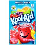 Kool-Aid Unsweetened Tropical Punch Flavored Drink Mix