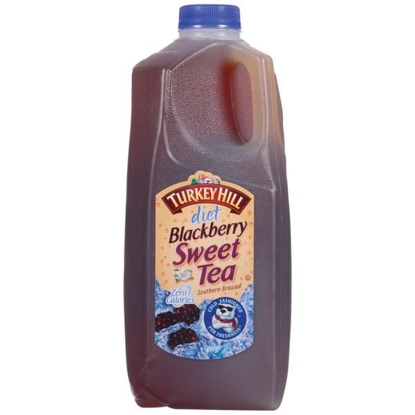 Turkey Hill Diet Blackberry Sweet Tea