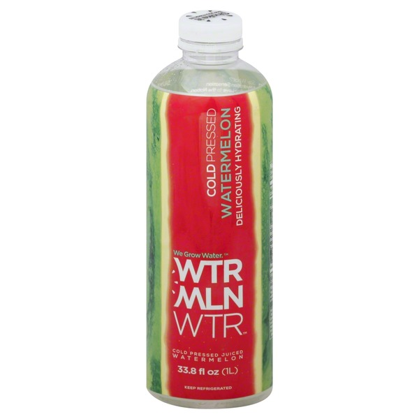 Wtrmln Wtr Cold Pressed Watermelon Juice