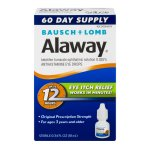 Alaway Eye Itch Relief, 0.34 FL OZ