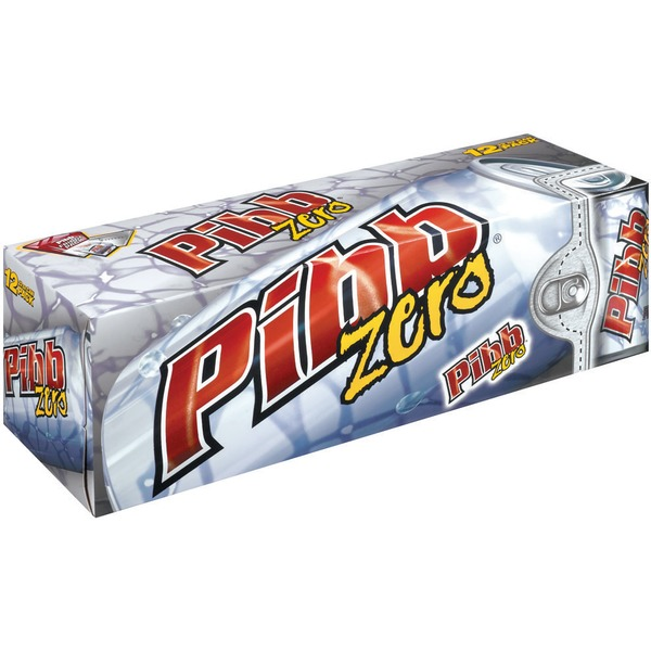 Pibb Zero 12 Oz Fridge Pack Cola