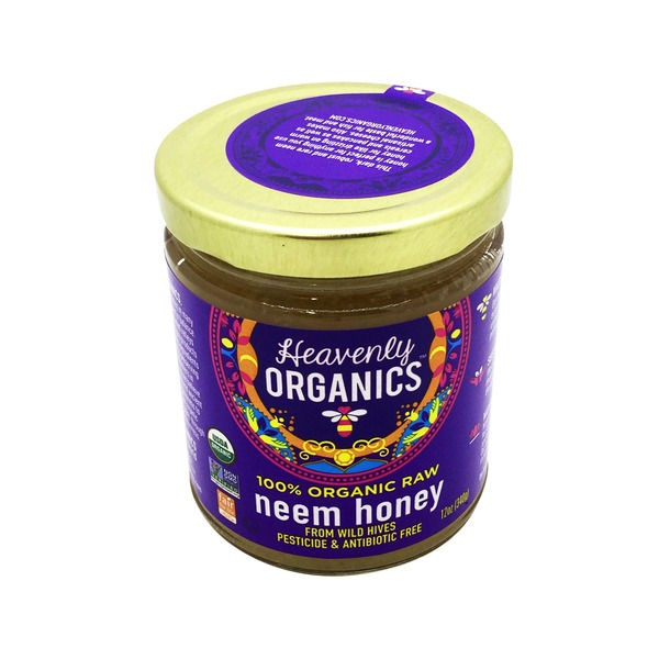 Heavenly Organics 100% Organic Raw Neem Honey