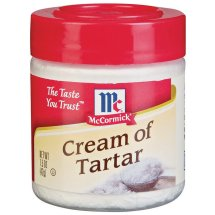 McCormick Cream of Tartar Powder, 1.5 Oz