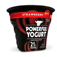 Powerful Yogurt Strawberry Greek Yogurt