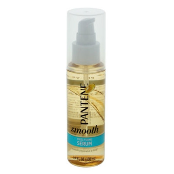Pantene Smooth & Sleek Pantene Pro-V Smooth and Sleek Seriously Sleek Serum 1.7 fl oz  Female Hair Care