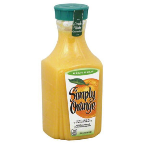 Simply Beverages Grove Made High Pulp Orange Juice