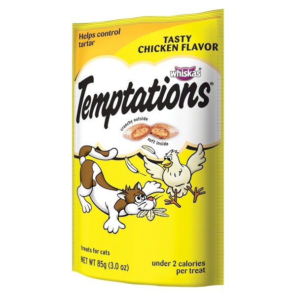 Temptations Tasty Chicken (PS #5001028) Cat Care & Treats