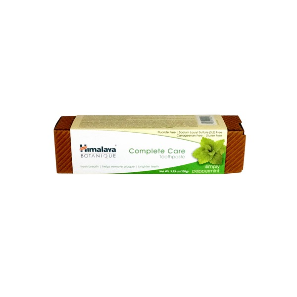 Himalaya Herbals Simply Peppermint Toothpaste