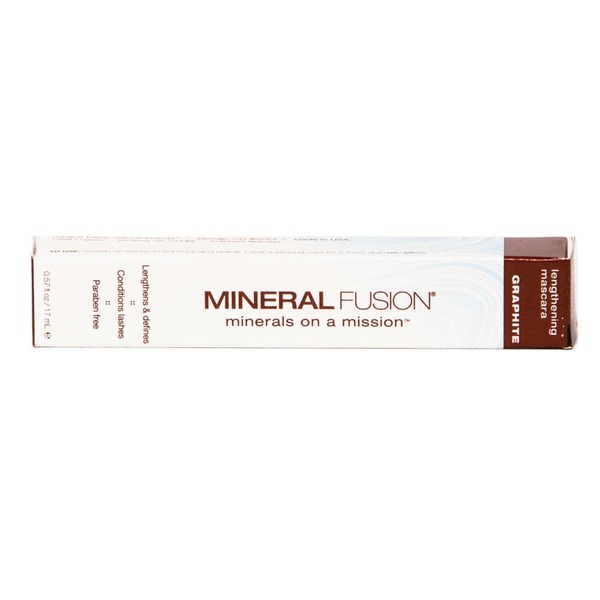 Mineral Fusion Lengthening Mascara - Graphite