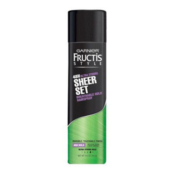 Fructis Style® Ultra Strong Hairspray All Hair Types Sheer Set