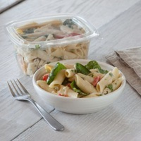 Chef Case Smoked Mozzarella Pasta Salad
