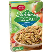 Betty Crocker Suddenly Salad, Caesar Pasta Salad Dry Meals, 7.25 Oz Box, 7.25 OZ