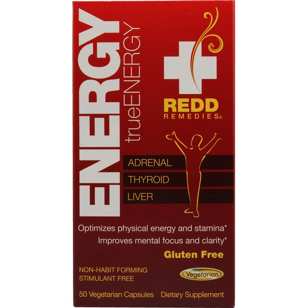 Redd Remedies True Energy