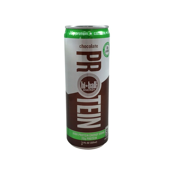 Hiball Energy Chocolate Protein Energy Drink