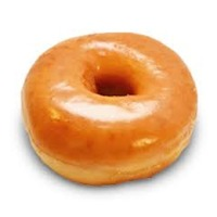 Glazed Yeast Ring Donut