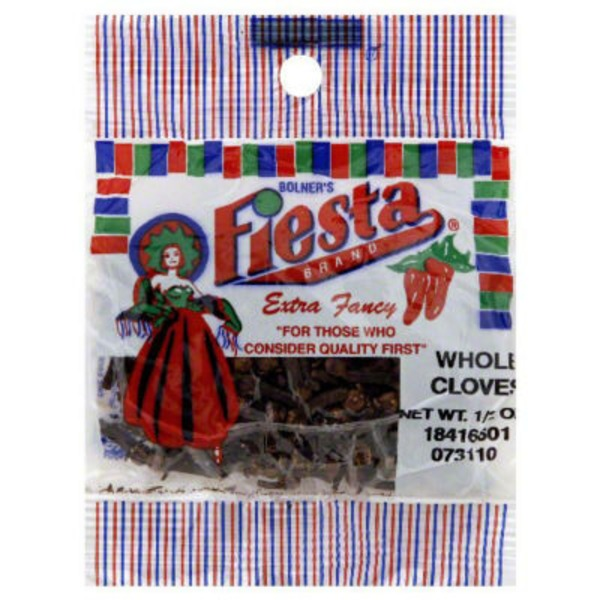 Bolner's Fiesta Whole Cloves
