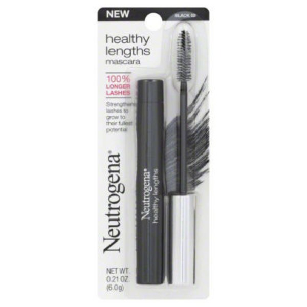 Neutrogena® Healthy Lengths Mascara Black Healthy Lengths