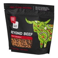 Beyond Meat Beef-Free Crumble Feisty